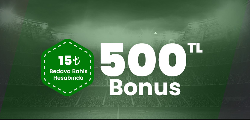İlk Para Yatırma Bonusu